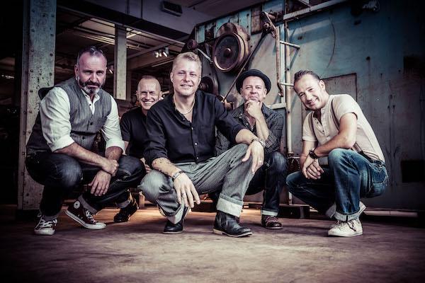 BOPPIN'B @ Exil Rock Club Göttingen | Göttingen | Niedersachsen | Deutschland